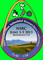 Next-Generation Suborbital Researchers Conference 2013